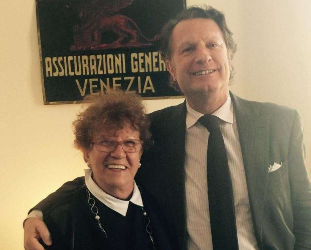 Carla Barin e Vincenzo Cirasola