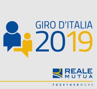 Reale Mutua E Scattato Il Giro D Italia 2019 Dedicato Agli