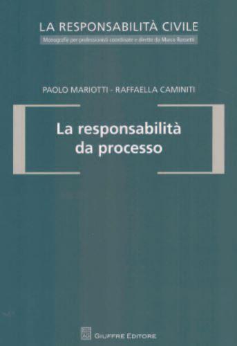 La responsabilità da processo